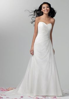 Alfred Angelo Signature 2387 Wedding Dress - The Knot