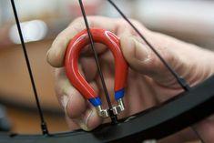 Reparieren Sie eine Fahrrad-8 gekonnt.