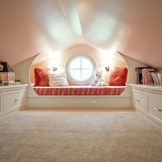 6 Simple and Stylish Tips Can Change Your Life: Finished Attic Loft victorian attic conversion. Attic Playroom, Home, Renovations, Attic Apartment, Low Ceiling, Playroom Design, Small Attics, Living Spaces, Attic Conversion