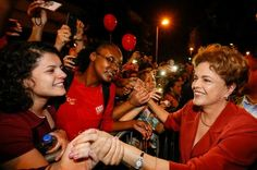 CULTURA,   ESPORTE   E   POLÍTICA: Dilma melhora seu ibope