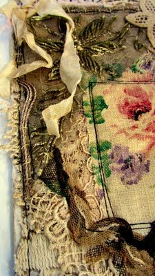 Altered fabric art