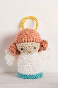 El blog de Dmc: Nuevo kit de amigurumi navideño: el belén