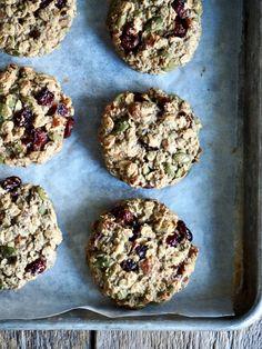 Gluten Free Snacks, Healthy Snacks, Healthy Recipes, Food N, Food And Drink, Biscuits, Cookies, Muffins, Baking