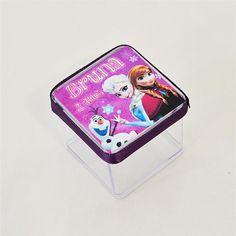 Caixa 4x4 Personalizada Frozen 10 unidades por R$ 29,00