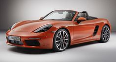 It Took 20 Years For Porsche To Finally Make A Badass Boxster