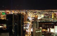 Top 6 des meilleurs spots pour admirer le Strip de Las Vegas.