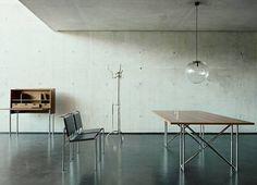 www.QVEST.de | Classicon Nymphenburg  by Otto Blümels #einrichten #wohndesign #interior #classicon
