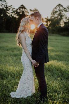 Tim & Hannah / Wedding Style Inspiration / LANE