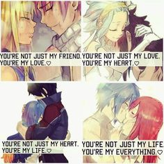 FAIRY TAIL COUPLES - Discussion - Community - Google+