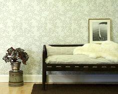 Galbraith & Paul - Smokebush wallpaper in Stone