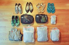 Packing for Peru