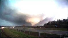 Tornados provocan muertes en el área de Mississippi, Estados Unidos