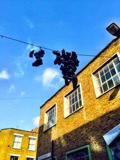 shoes chance street   street art   HPMcQ