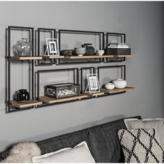 We have recently extended our popular Shelfmate collection 😍 with the stunning European Oak range! The PEFC certified… Diy Wall, Wall Decor, Spa Rooms, New Room, Wall Shelves, Bookshelves, Floating Shelves, Entryway Tables, Living Room Decor