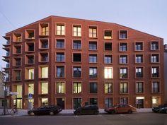 Fink + Jocher. Architekten. Barer Straße 44. D-80799 München.
