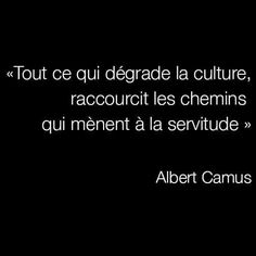 Albert camus #citation