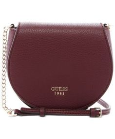 a3250f062084 GUESS Cate Mini Saddle Crossbody Bag Guess Handbags