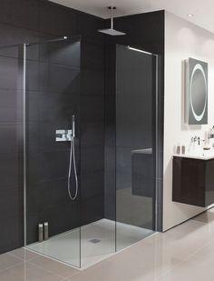Design Walk In Shower Panel in Walk In | Luxury bathrooms UK, Crosswater Holdings £395