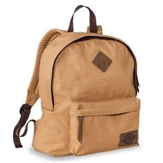 Dickies® Men s Classic Canvas Backpack 544e7e8fa4351