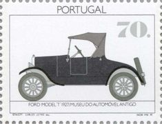 Ford Model T, 1927
