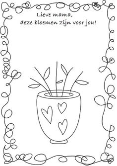 Free Mothers Day Worksheet, Mothers Day Coloring Pages, Free Printable Mother's Day Coloring Pages for Kids Mothers Day Coloring Pages, Colouring Pages, Coloring Books, Mother And Baby Animals, Mother's Day Activities, Teaching Activities, Classroom Freebies, Classroom Ideas, Fathers Day Crafts
