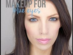 This is a beautiful look for blue eyes! (and any other color really...)  For a full list of products and more tips and tricks check out my blog!   http://www.maskcara.com/maskcara/2013/01/25/blue-eyed-baby/