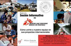 Medecins sans frontieres / Medicos sin fronteras  Únete al equipo  Alianza Francesa Monterrey