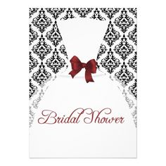=>>Save on          	Black and White Damask Bridal Shower Wedding Dress Personalized Invitations           	Black and White Damask Bridal Shower Wedding Dress Personalized Invitations we are given they also recommend where is the best to buyReview          	Black and White Damask Bridal Shower...Cleck Hot Deals >>> http://www.zazzle.com/black_and_white_damask_bridal_shower_wedding_dress_invitation-161078440528889086?rf=238627982471231924&zbar=1&tc=terrest