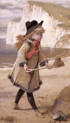 Coleman, William Stephen : The Sand Castle