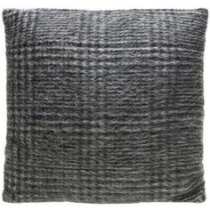 Brunello Cucinelli Alpaca & Wool Plaid Pillow