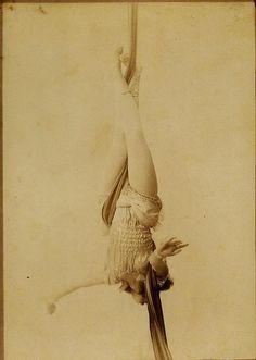 Vintage aerialist.