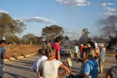 PORTAL DE ITACARAMBI: ONDA DE PROTESTOS NO PROJETO-JAÍBA-MG