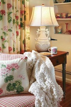 Country Charm Rose Cottage