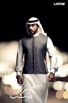 Bisht for Men Arab Men Fashion, Islamic Fashion, Muslim Fashion, Mens Fashion, Jubbah Men, Muslimah Wedding Dress, Muslim Men, Muslim Dress, Stylish Boys