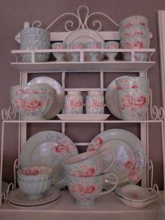 GreenGate new collection: Stoneware Lulu Mint