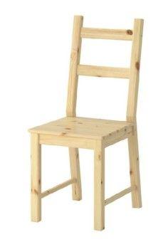 איוור כיסא אורן