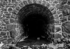 Chester Creek tunnel has some amazing masonry work.
