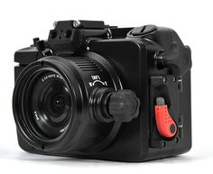 Housing for Sony A6000 — Nauticam USA