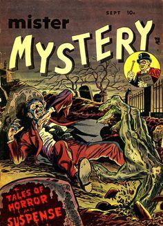 horror comics | Vintage Horror Comics Covers