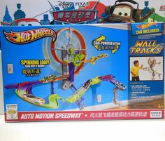 57.20$  Watch now - http://alit0c.worldwells.pw/go.php?t=32759777700 - Creative and interesting  go fly  wall impulsion high-speed track racing suit children Christmas gift best choice model toys