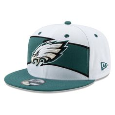 647d8706 Men's Philadelphia Eagles New Era White/Midnight Green Thanksgiving 9FIFTY  Snapback Adjustable Hat,