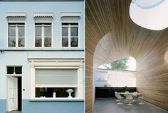 From Cramped Back to Luminous Small House Design