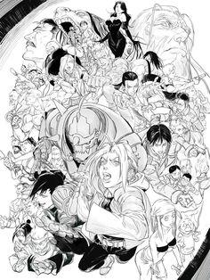 Naruto, Drawing Sketches, Drawings, Alphonse Elric, Fullmetal Alchemist Brotherhood, Character Design Animation, Manga Illustration, Illustrations, Disney Fan Art