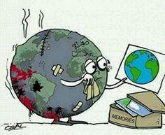 Les 42 Meilleures Images De La Terre Est Malade Polluée Et