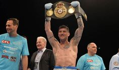 Ricky Burns expected to face Adrien Broner this year if he defends WBA title next Friday