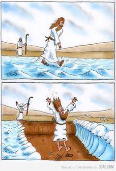 Trolling level: Bible