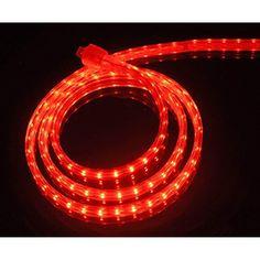 CBConcept® UL Listed,30 Feet,3200 Lumen,Pure White 6000K,120V LED Strip Rope