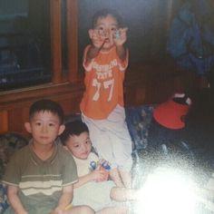 Kim Taehyung baby child of min 🥺💜 Bts Taehyung, Bts Bangtan Boy, Bts Predebut, Foto Bts, Daegu, V Bts Wallpaper, Childhood Photos, Bts Playlist, Bts Korea