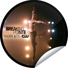Breaking Pointe: Which Life Do I Want To Lead?...What will Ronald choose to do? Check-in to GetGlue.com for a high-jumping sticker!