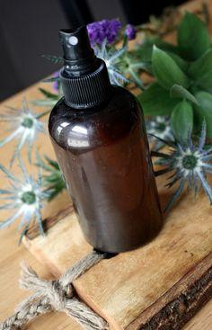 DIY Sea Salt & Lavender Texturizing Hair Spray   Radiant Life Blog